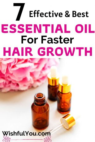 essential oil for hair growth