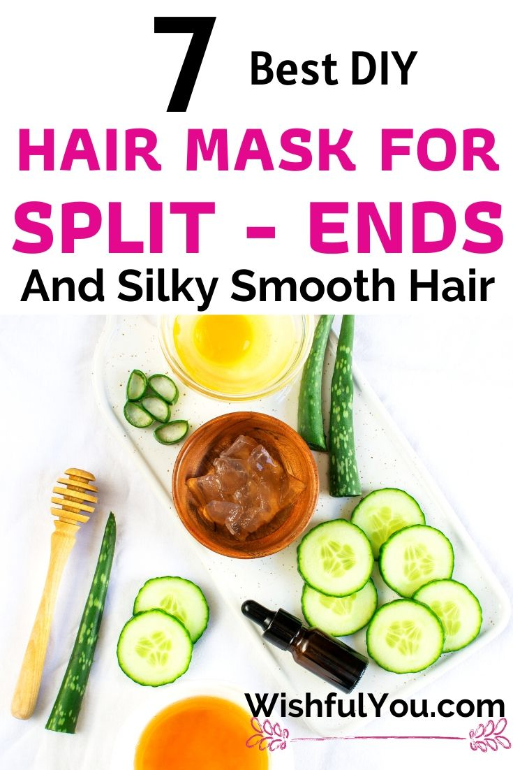 Hair Mask For Split-Ends