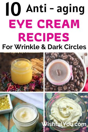 DIY Anti-Aging Eye Cream Recipes