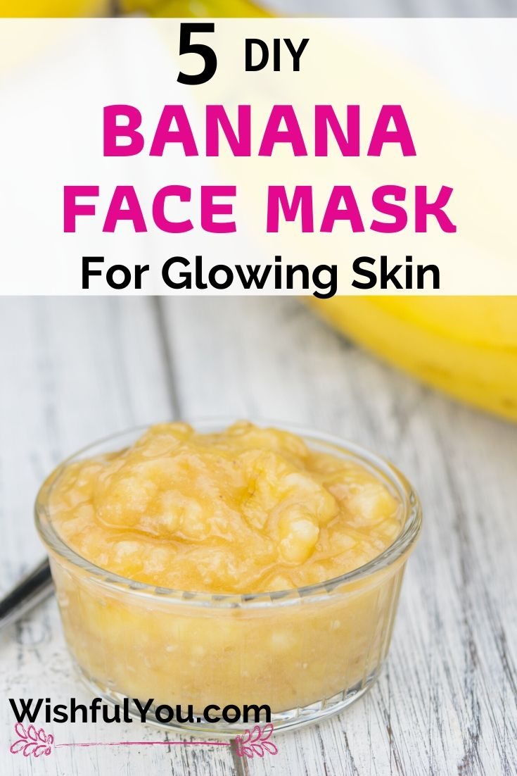 Banana Face Mask