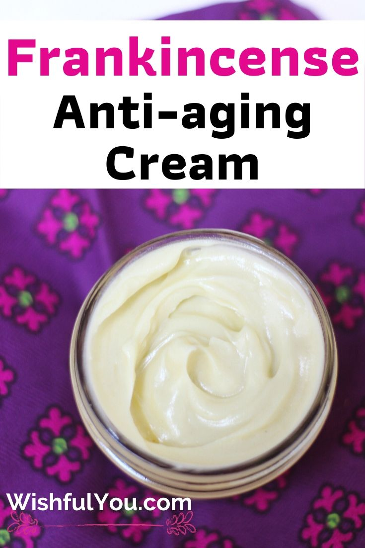 Frankincense Anti-aging Face Cream