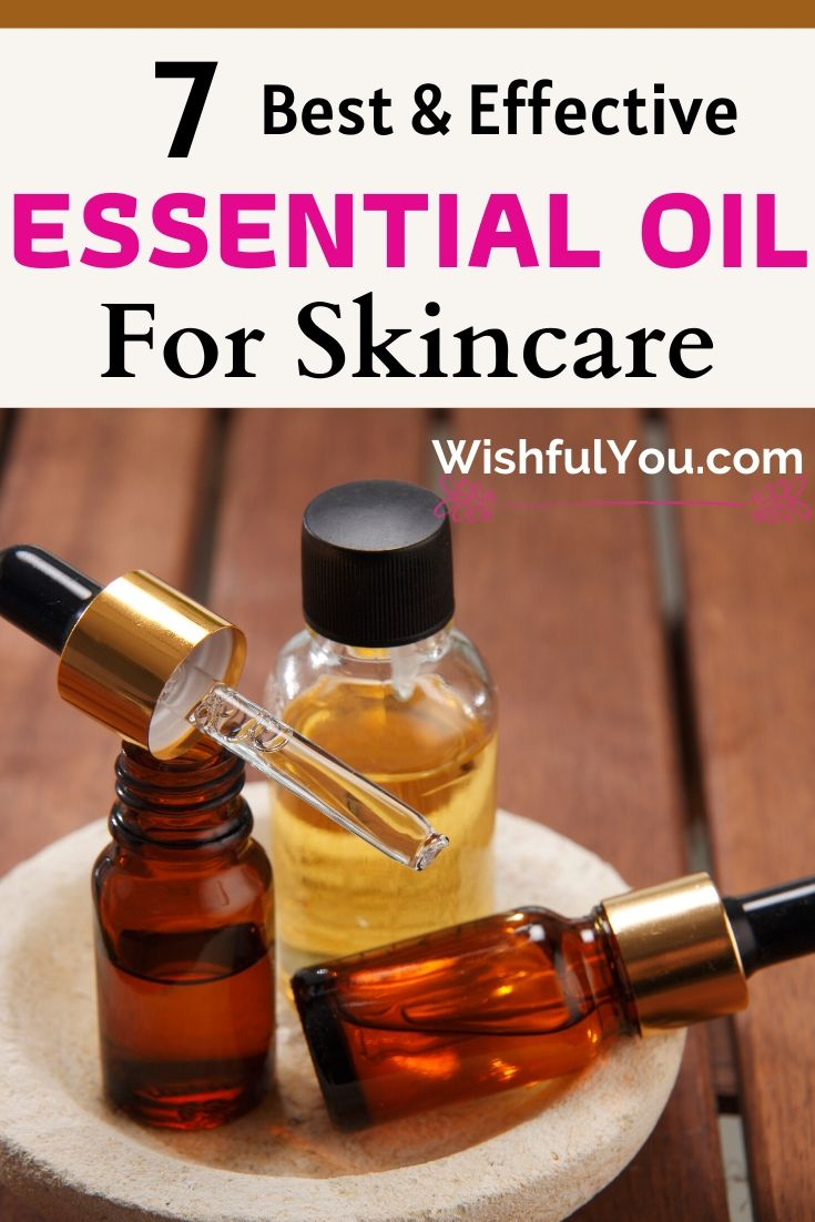 Essential Oil For Skincare