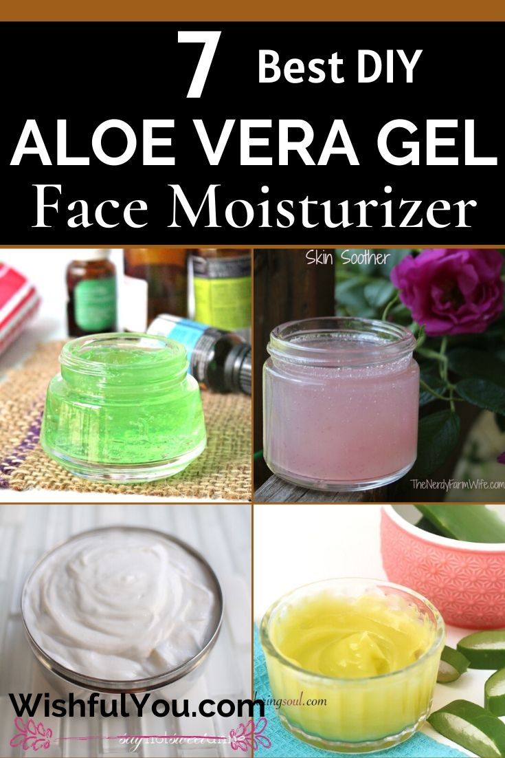 DIY Aloe Vera Face Moisturizer Recipes For Clear Skin